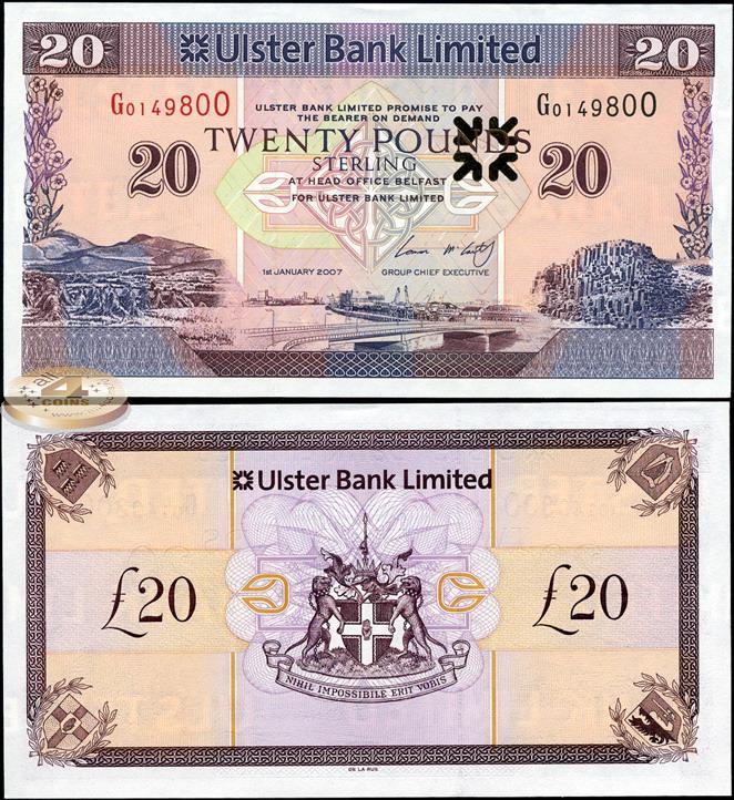 изготавливалась ирландские фунты фото какие животные