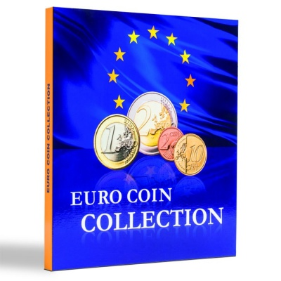 Альбом PRESSO Euro Coin Collection для наборов Евро (Leuchtturm)